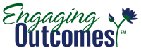 Engaging Outcomes Stacked Logo