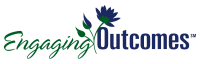 Engaging Outcomes Linear Logo